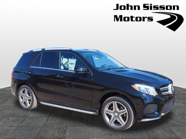 2016 mercedes benz ml400 gle400 4matic washington pa 10563336 for John sisson mercedes benz