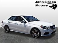 2016 Mercedes-Benz E-Class E350 4MATIC Washington PA