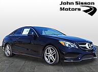 2016 Mercedes-Benz E-Class E400 4MATIC Washington PA