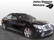 2015 Mercedes-Benz S-Class S63 AMG Washington PA