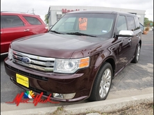 Ford Flex Limited/Titanium 2011