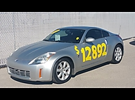 2004 Nissan 350Z Touring Fort Hood TX