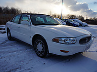 2002 Buick LeSabre Limited Cleveland OH