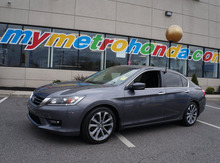 2014 Honda Accord 4dr I4 CVT Sport Jersey City NJ