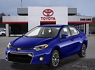 2016 Toyota Corolla S Plus Whitehall WV
