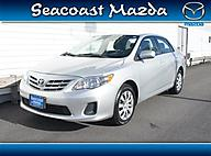 2013 Toyota Corolla LE Portsmouth NH