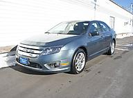 2011 Ford Fusion SEL Portsmouth NH