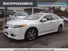 Acura TSX w/Special 2012