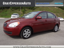 Hyundai Accent GLS 2008