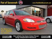 Chevrolet Impala LT Fleet 2013