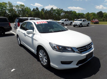 2015 Honda Accord EX-L 4dr Sedan Enterprise AL
