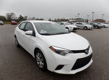 2014 Toyota Corolla LE Enterprise AL