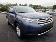Toyota Highlander Plus 2013