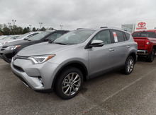 2016 Toyota RAV4 Limited Enterprise AL