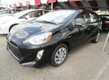 2015 Toyota Prius c One Enterprise AL