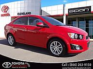 2012 Chevrolet Sonic LT McDonald TN