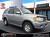 2002 Toyota Sequoia SR5 McDonald TN