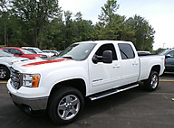 2012 GMC Sierra 2500 SLT Watertown NY