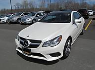 2015 Mercedes-Benz E400 4MATIC Watertown NY