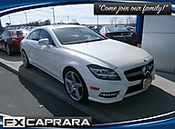 2014 Mercedes-Benz CLS550 4MATIC Watertown NY