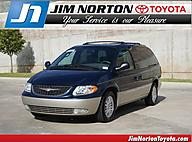 2001 Chrysler Town & Country Limited Tulsa OK