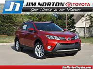 2015 Toyota RAV4 Limited Tulsa OK