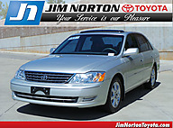 2003 Toyota Avalon XL Tulsa OK