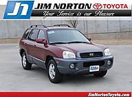 2004 Hyundai Santa Fe GLS Tulsa OK