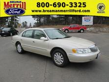 Lincoln Continental Base 2002