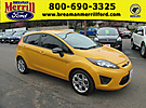 2012 Ford Fiesta SES