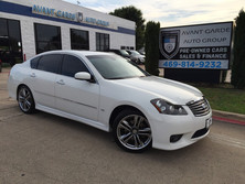 Infiniti M35S NAVIGATION SPORT PACKAGE BACK UP CAMERA, BOSE AUDIO, LEATHER, MOONROOF!!! LOADED!!! 2009