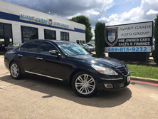 Hyundai Genesis NAVIGATION HEATED AND COOLED LEATHER SEATS, SUNROOF, LOADED!!! 2010
