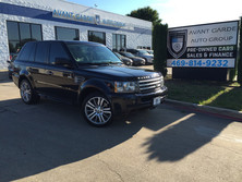 Land Rover Range Rover Sport SC SUPERCHARGED! REAR DVD, NAVIGATION!!! LOADED! 2009