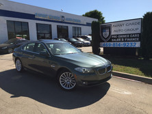 BMW 535i xDrive NAVIGATION DRIVER ASSIST PACKAGE, PREMIUM, SENSORS, BACK UP CAMERA! ONE OWN 2013