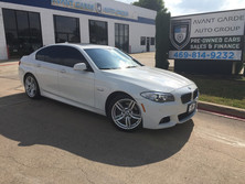 BMW 535i xDrive NAVIGATION, M SPORT TECH PACKAGE, SENSORS, REAR VIEW CAMERA!!! ONE OWNER!!! 2013