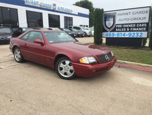 Mercedes-Benz SL500 HARD AND SOFT TOP SUPER CLEAN!!! MINT CONDITION!!! 2000