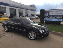 Mercedes-Benz CL55 AMG NAVIGATION KEYLESS GO, DISCTRONIC, LEATHER, NAVIGATION! SUPER CLEAN AND FAST 2003