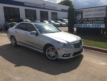 Mercedes-Benz E550 Sport AMG NAVIGATION PANORAMIC ROOF, HEATED AND COOLED SEATS!!! SUPER LOADED!!! 2011