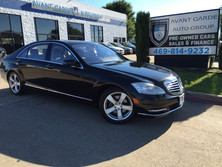 Mercedes-Benz S550 NAVIGATION HEATED AND COOLED LEATHER SEATS! LOADED!!! 2011