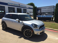 MINI Cooper Countryman S AWD SPORT PACKAGE, LEATHER, SPORT WHEELS!!! ONE OWNER!!! 2012