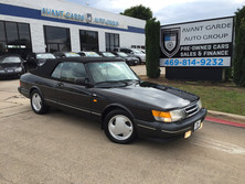 Saab 900 CONVERTIBLE EXTREMELY RARE! ONE OWNER! PERFECT!!! 1992