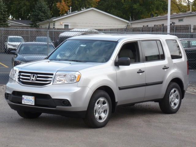 2015 honda pilot 4wd 4dr lx countryside il 7683875. Black Bedroom Furniture Sets. Home Design Ideas