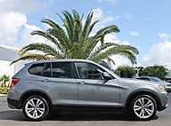 2011 BMW X3 35i West Palm Beach FL