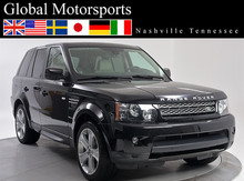 2013 Land Rover Range Rover Sport HSE LUX/GT wheels/NAV/4x4/Bluetooth Audio/Htd Seats Nashville TN