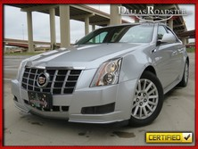 Cadillac CTS Sedan | Clean Carfax | AWD Panoramic Roof | MSRP $39,115 2012