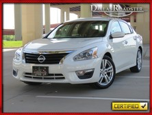 Nissan Altima | Bluetooth Connection| 3.5 S |Keyless Entry| 2013