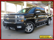 Chevrolet Silverado 1500 | 1 Owner Clean C High Country |Nav| Back-Up Camera| 2014