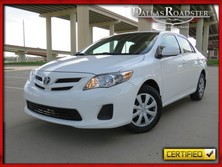 Toyota Corolla | 2WD | L | 4 Speed Automatic| 2012