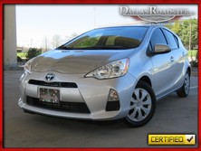 Toyota Prius c || | 1 Owner | Clean Car Cruise Control | 1.5L 4CYL GAS/HYBRID 2012