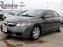 2009 Honda Civic Sdn LX Humble TX